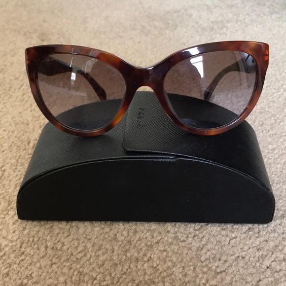 3b546d83a2df Prada Accessories   Cat Eye Sunglasses   Poshmark